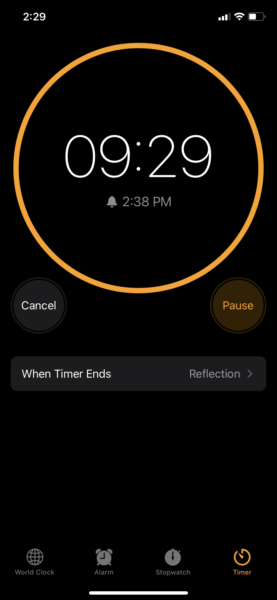 Nine & a Half Minutes